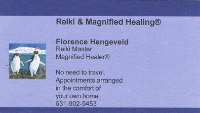 Reiki & Magnified Healing