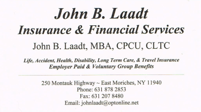 John B. Laadt Insurance & Financial Services