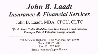 John B. Laadt Insurance & Financial Services