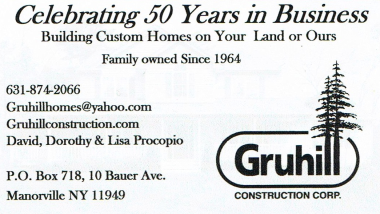 Gruhill Construction Corp.