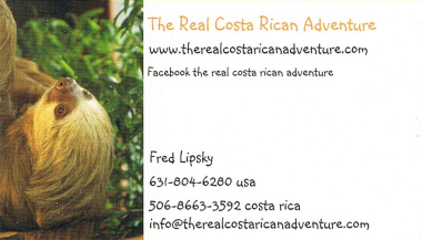 The Real Costa Rican Adventure