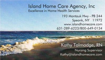 Island Home Care Agency, Inc.