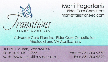 Transitions Elder Care