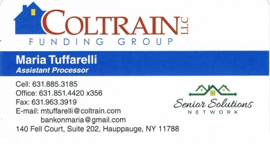 Coltrain Funding Group LLC