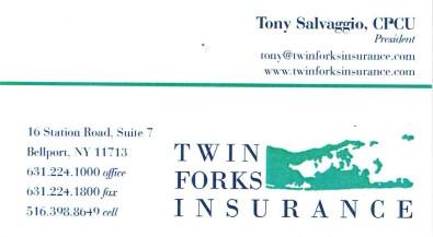 Twin Forks Insurance