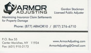 Armor Adjusting