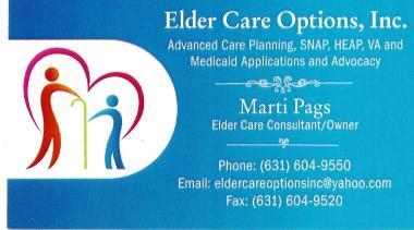 Elder Care Options, Inc.